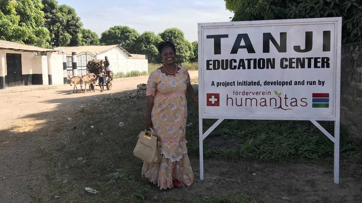 Seit 2014: Tanji Education Center (TEC)